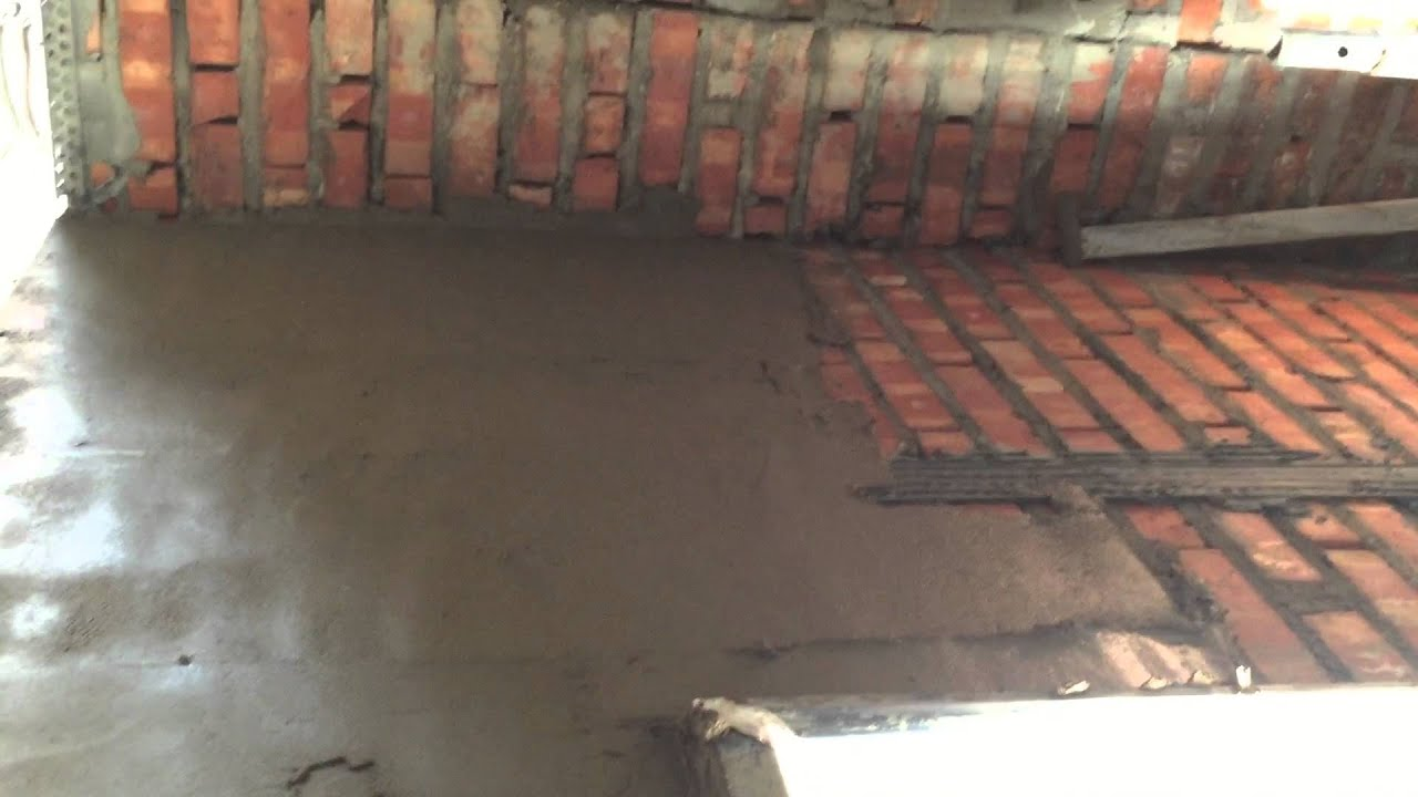 Bathroom Album:Sand And Cement Rendering On Brick Walls First Coat In  Bathroom   Part1(左官)   YouTube