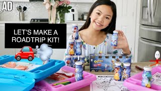 LET'S MAKE A ROAD TRIP KIT! DISNEY AND PIXAR'S TOY STORY 4 Inspired