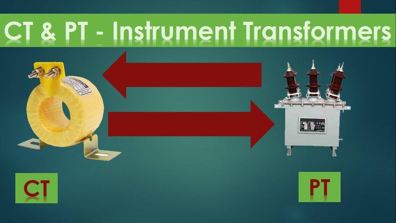 CT & PT - Instrument Transformers | Current Transformer | potential  transformer | Earth Bondhon