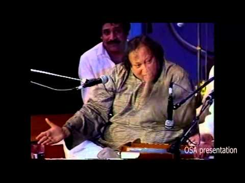 Akhiyan Udeek Dian - Ustad Nusrat Fateh Ali Khan - OSA Official HD Video