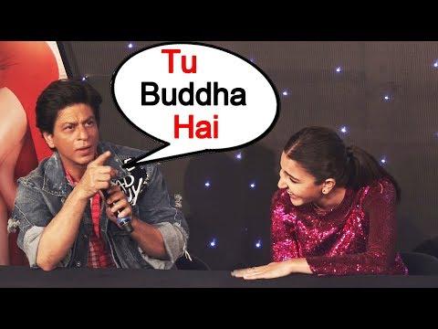 Shahrukh Khan से पंगा लेना Reporter को पड़ा महंगा | Zero Trailer Launch