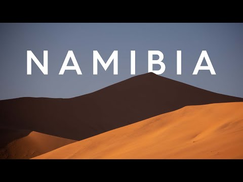 Namibia. The Africa you have to see!