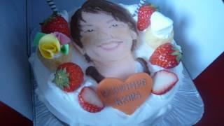 RADWIMPS 桑原彰 誕生日ケーキ のんの