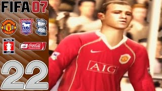 FIFA 07 Manager Mode - vs Manchester United (H), Ipswich (H) & Birmingham (H) - Part 22