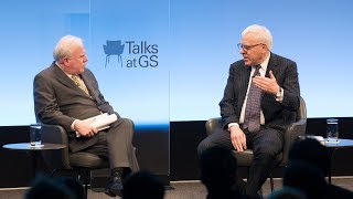 """David M. Rubenstein, The Carlyle Group Co-Founder and Author of """"The American Story"""""""
