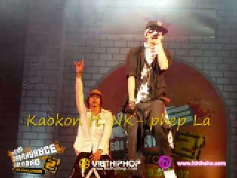 Kaokon ft NK phep la