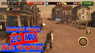 West Gunfighter - 20 MB android Game Not Bad