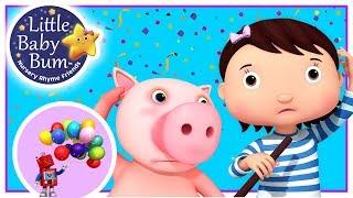 Nursery Rhymes Gone Wrong! + More! | Little Baby Boogie | LBB | Nursery Rhymes For Kids