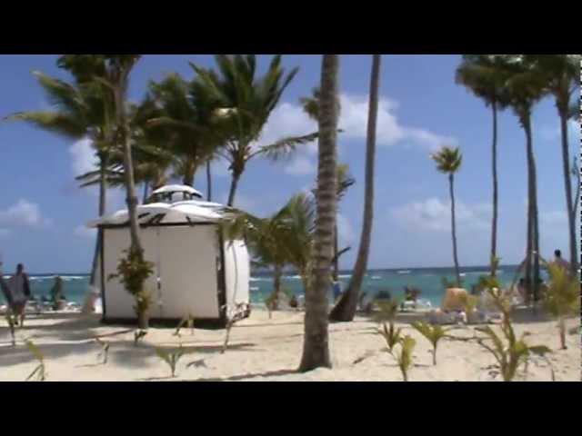 RIU Resort Punta Cana Riu Palace Bavaro Strand Meer Palmen neues Luxushotel an der Punta Cana