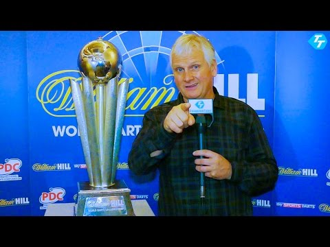 Rod Harrington gives us his thoughts ahead of The William Hill World Darts Championship 2016
