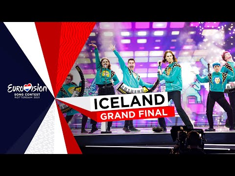 Daði og Gagnamagnið - 10 Years - LIVE - Iceland ?? - Grand Final - Eurovision 2021