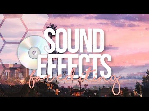 SOUND EFFECTS USED FOR EDITING (GIGGLE, SWORD,...) - YouTube