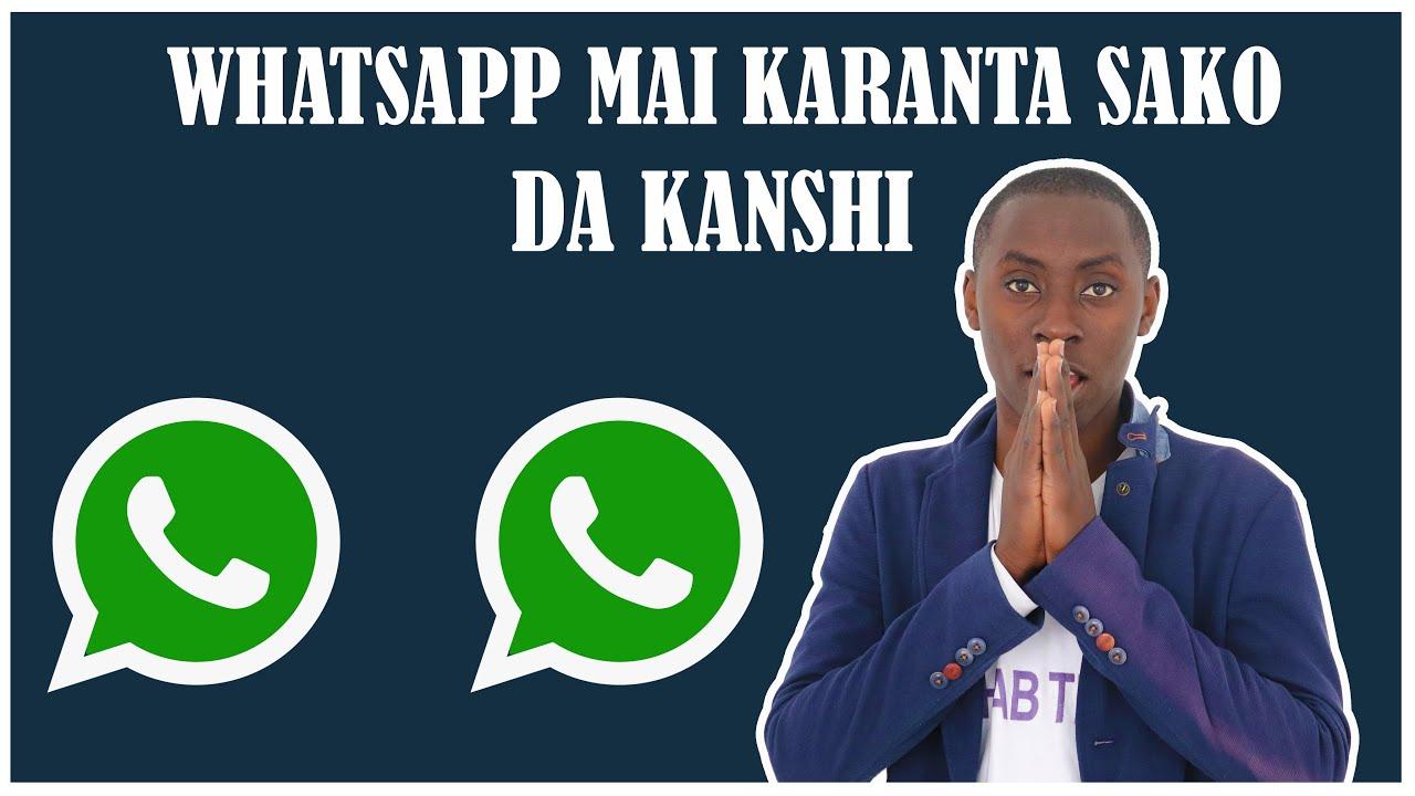 Download yanda zakasa wayarka tana karanta maka kowani kalar sako da kanta