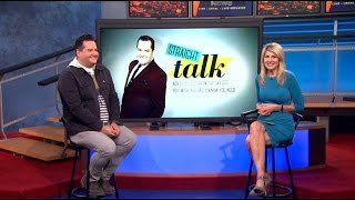 TV Personality Ross Mathews Talks About His Podcast & Award Season Predictions