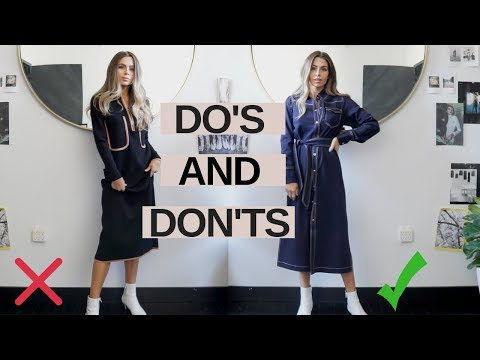SIMPLE GUIDE TO STYLING BOOTS: DO'S AND DON'TS | 2019 EDITION