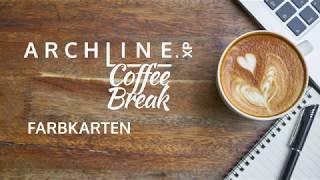 ARCHLine.XP - Die CAD + BIM Software Coffe Break-Farbkarten