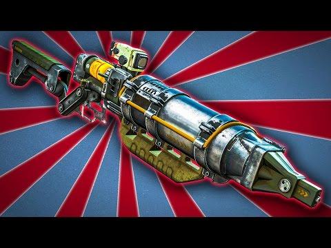 Fallout 4 - Old Faithful - Unique Weapon Guide