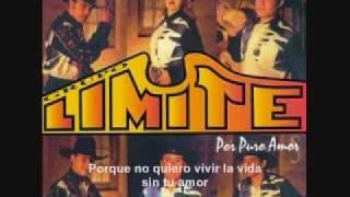 Grupo Límite - Yo sin tu amor