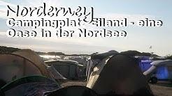 Campingplatz Eiland auf Norderney