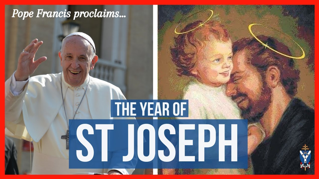 Image result for year of st joseph