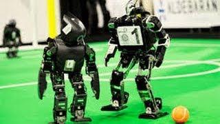 Финал Чемпионата мира по футболу среди роботов (RoboCup)