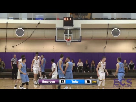 Men's Basketball vs. Tufts