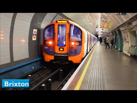 Brixton | Victoria line : London Underground ( 2009 Tube Stock )