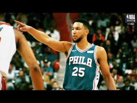 Ben Simmons   Kia NBA Rookie of the Year Nominee   2018 NBA Awards