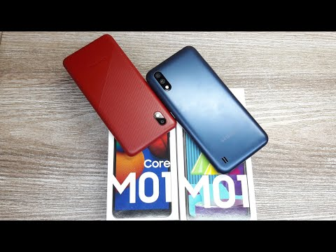 Galaxy M01 vs Galaxy M01 Core - Which Should You Buy ?