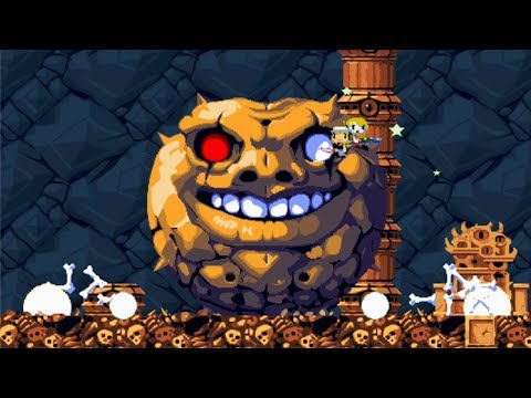 Cave Story + - Boss Battles [Hard*, No Damage]