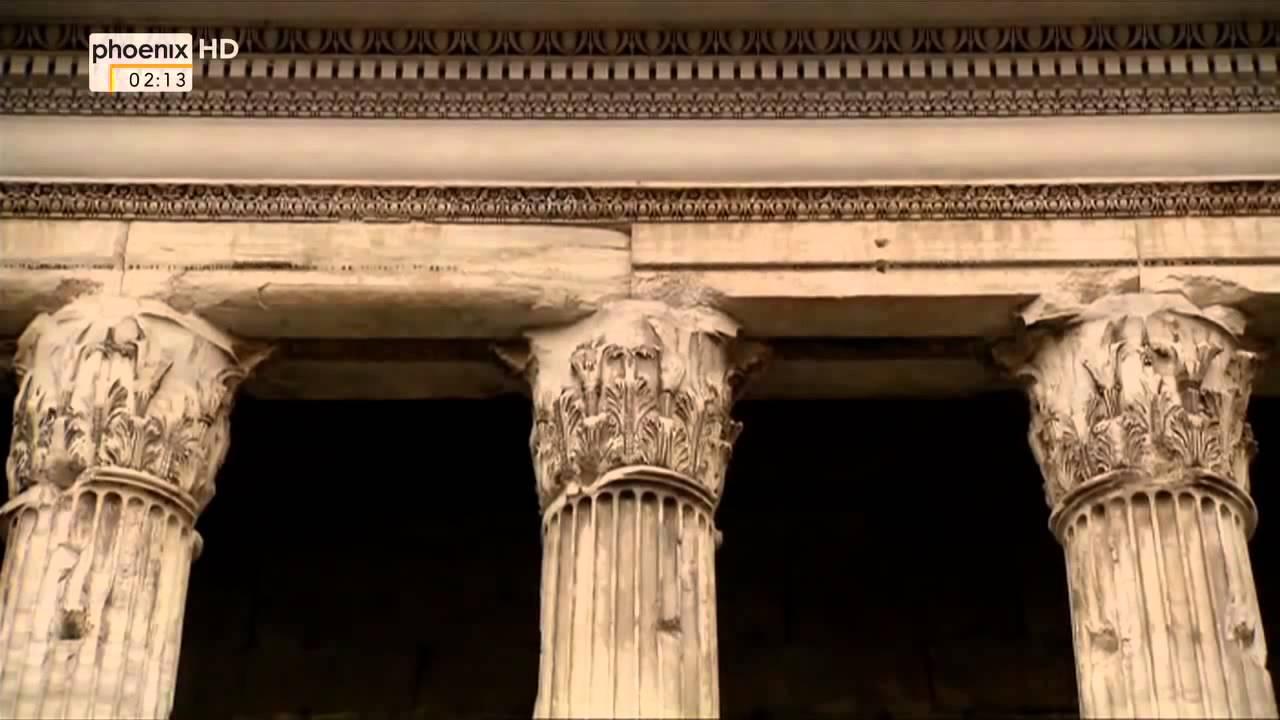 Rom marmor macht und märtyrer 3 4 : brand und neue blüte youtube