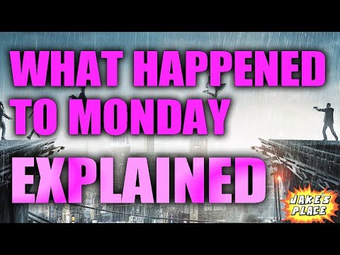 WHAT HAPPENED TO MONDAY Explained