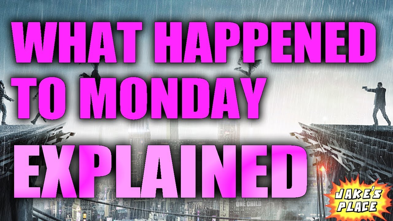 Download WHAT HAPPENED TO MONDAY Explained