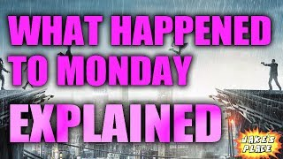 WHAT HAPPENED TO MONDAY Explained streaming