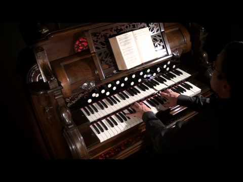All Things Bright and Beautiful (Royal Oak) - Hymn - Dominion Orchestral Reed Organ