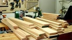 Building A Solid Oak Hutch! | Part 1