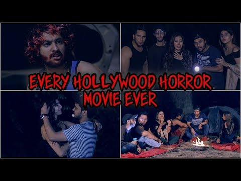 Every Hollywood Horror Movie Ever | Episode 1 | Harsh Beniwal thumbnail