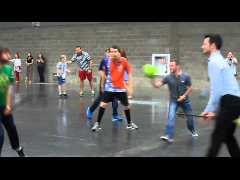 LeakyCon 2013 Quidditch with LBD cast and Devon Murray