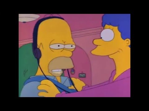 The Simpsons: Homer's Death