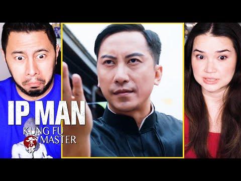 IP MAN: KUNG FU MASTER | not starring Donnie Yen | Yu-Hang To, Michael Wong, Wanliruo Xin | Reaction