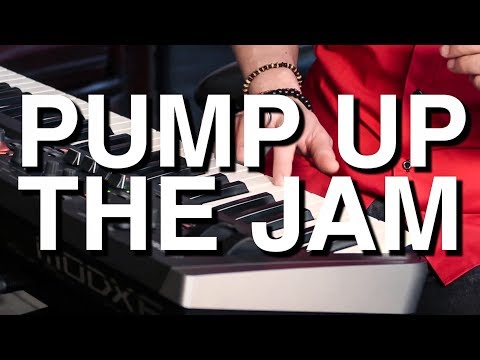 "Technotronic ""Pump Up The Jam"" Rebuilt Mp3"