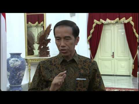 Presiden Jokowi Marah Kasus Skandal Ketua DPR