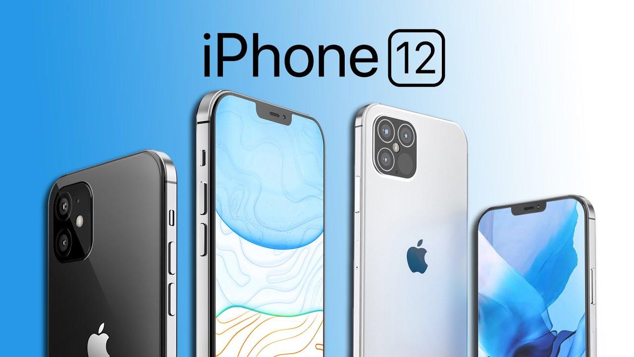 TODO sobre los iPhone 12 - son CUATRO MODELOS! - YouTube