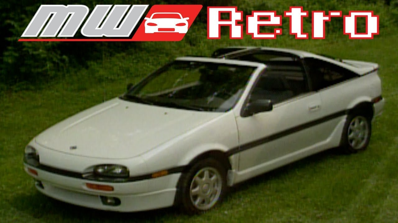 1991 Nissan NX2000 | Retro Review - YouTube