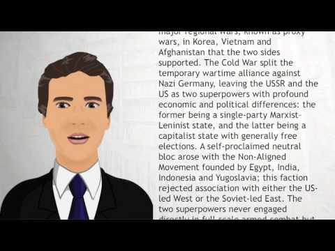 Cold War - Wiki Videos
