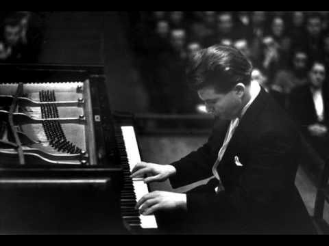 S. Rachmaninov  –  Piano Concerto No 3  –  3. Finale: Alla Breve  –  Emil Gilels / André Cluytens