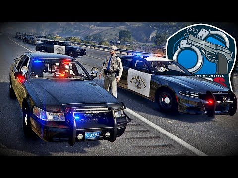 DOJ #66 [LEO] | TAKEDOWN TEAM | GTA 5 Roleplay
