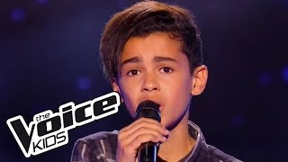 The Voice Kids 2016 | Ayoub - L'oiseau (B.O. de Belle et Sébastien) | Blind Audition