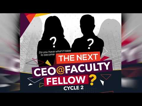 CEO@Faculty Programme 2.0 Cycle 2: IIUM Promo