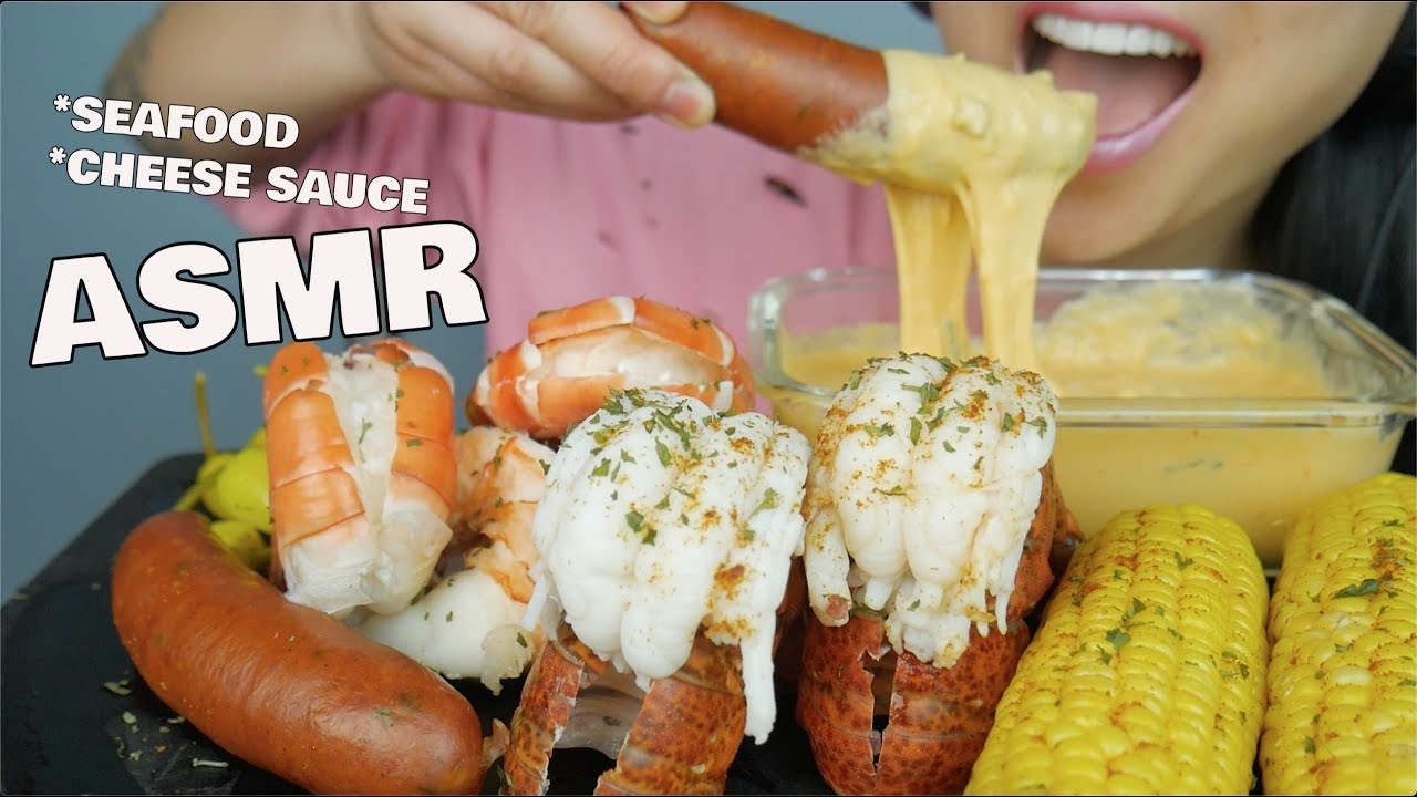 Asmr Seafood Cheese Fondue King Crab Sausage Eating Sounds No Talking Sas Asmr Youtube In low to medium heat add 1 can (354ml) evaporated milk to a pot (***let the milk simmer first before adding the cheese). asmr seafood cheese fondue king crab